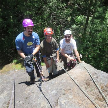 New Routing Course Develops Ymir Crags