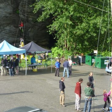 Recap of First Kootenay Climbing Festival