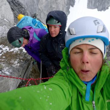 Jasmin Caton's Slideshow @ 2016 Climbing Festival
