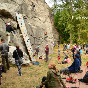 2017 Kootenay Climbing Festival Recap