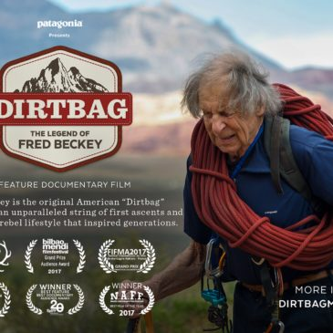 Dirtbag Movie About Fred Beckey Coming To Nelson April 16
