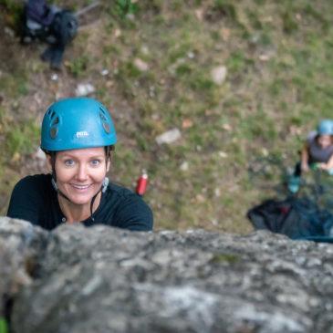 2018 Kootenay Climbing Festival Recap