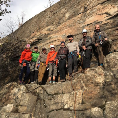 Rock Rescue Clinic on Sunday